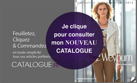 Anne Weyburn Catalogue Automne Hiver