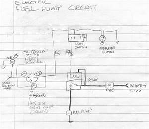 How Do You To Install An Electronic Fuel Pump On A A12