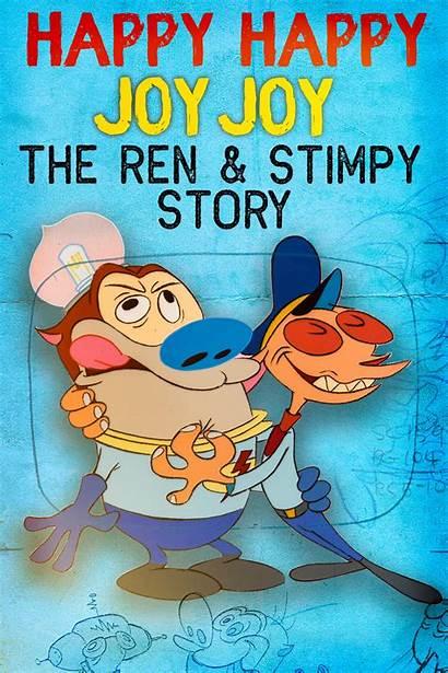 Joy Happy Stimpy Ren Story Documentary Key