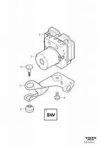 Volvo Xc40 Six Point Socket Screw  Hydraulic Pump  M6x38