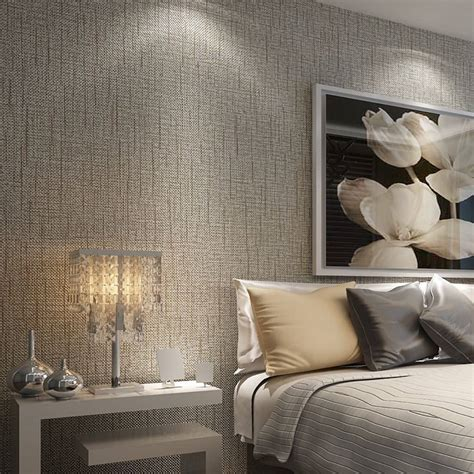 3d Wallpaper Texture For Bedroom by Bedroom With Modern Furniture And Textured Wallpaper
