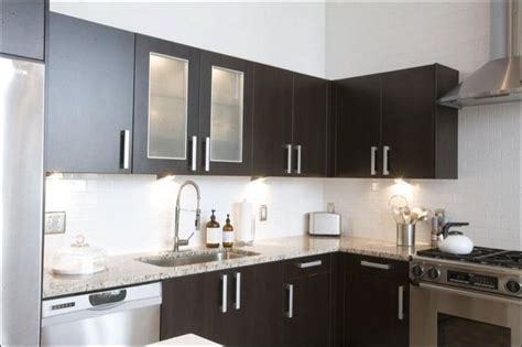 espresso kitchen cabinets with backsplash the worth to be made espresso kitchen cabinets ideas you
