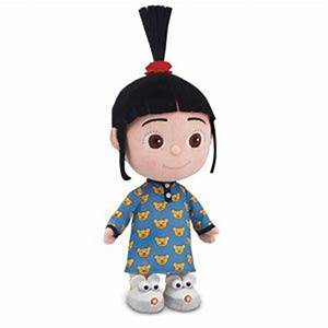 Despicable Me 2 Bedtime Agnes from Thinkway Toys