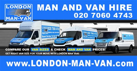 Man With Van Services London Cheap And Reliable Removals