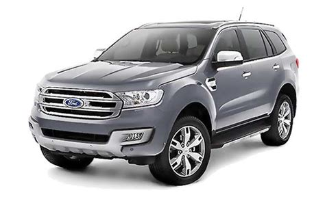 ford endeavour gst price  india pics mileage features