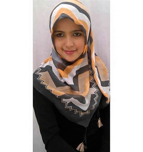 hijab segi empat wanita karir tutorial hijab lengkap