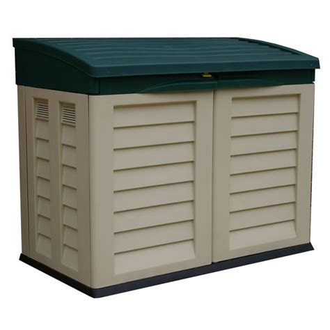 Wooden Outdoor Storage Box At Garden Trading Outdoor