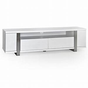 Tv Bank 160 Cm : steel tv b nk 160 vit 4295 kr ~ Bigdaddyawards.com Haus und Dekorationen