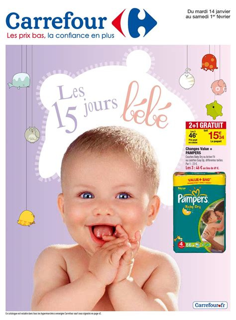 chaise haute tex baby carrefour catalogue carrefour 14 01 1 02 2014 by joe issuu