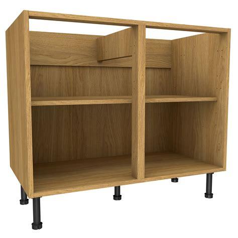 oak effect kitchen cabinets cooke lewis oak effect standard base cabinet w 1000mm 3567