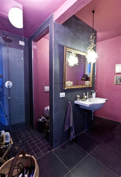 cool purple bathroom design ideas digsdigs