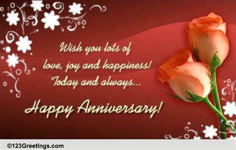 wishing joy  happiness    couple ecards