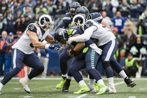 seahawks destroyed  rams   playoff odds diminshed