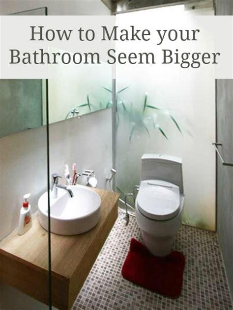 small bathroom love chic living