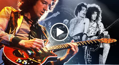 """Queen, """"bohemian Rhapsody"""" Isolated Lead Guitar Track"""