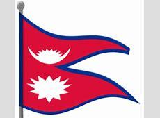 nepal flag waving flagsCountriesNNepalnepal_flag