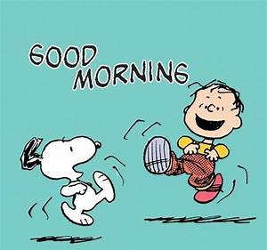 Good Morning Snoopy : good morning pictures photos and images for facebook tumblr pinterest and twitter ~ Orissabook.com Haus und Dekorationen