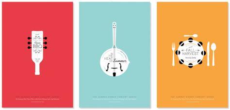 Dinner Concert Poster Series