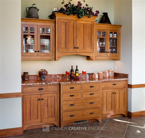 kitchen wall cabinets mullet cabinet arts crafts dining room 6523