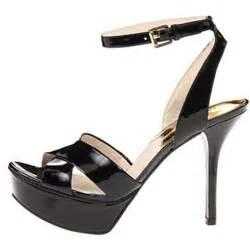 Michael Kors Black Heels Shoes Women
