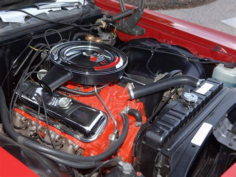 Chevy Engine Wallpaper by 1968 Chevrolet Impala S S 427 Convertible Classic
