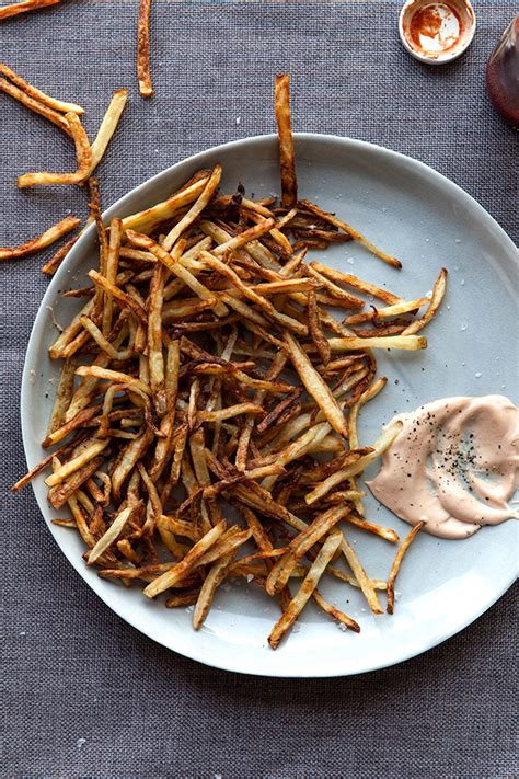 air fryer shoestring airfryer recipes easy fries healthy emeril potatoes yuppiechef baked cooking decordolphin