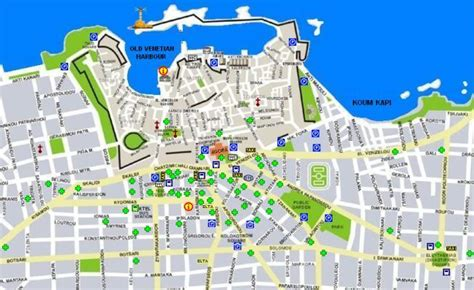 important information phone numbers  chania crete