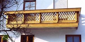 Holz Für Balkongeländer : balkone ueberberg holzimgarten ~ Lizthompson.info Haus und Dekorationen