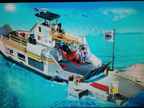 Playmobil Boats Sale by Playmobil Ferry Boat Dock Saanich