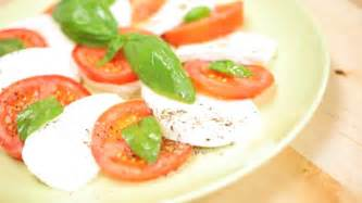 Fresh Buffalo Mozzarella Salad