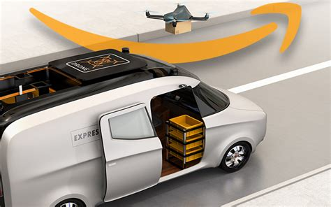 Is Amazon Creating Self-driving Cars For Delivery