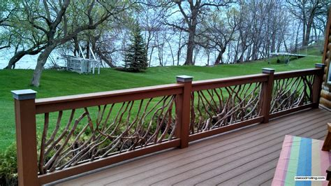 deck railing deck railing ideas for your home find one for you