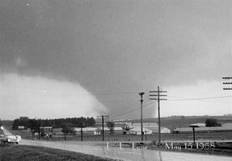 Jefferson City Tornado Track