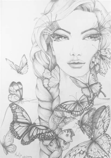 Colouring Pages Archives - Colour My Dreams | Art drawings