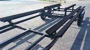 Pontoon Boat Trailer Gallery