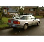 OLD PARKED CARS 1988 Merkur Scorpio 5 Door Hatchback