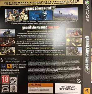 GTA 5 Premium Online Edition Confirmed By Box Shots, Available At GAME - GTA BOOM