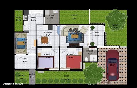 desain rumah  terlengkap tech desain
