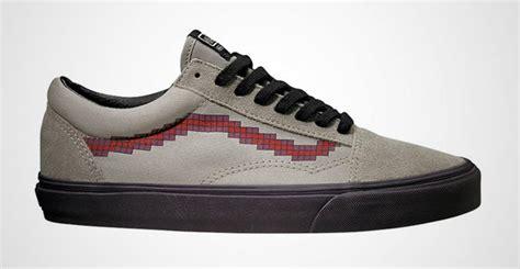 sepatu air retro nintendo vans sneakers sole collector