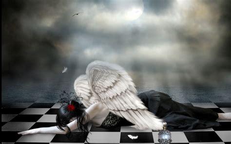 dark angel tristeza fondos de pantalla dark angel