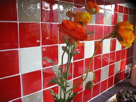faience cuisine grise faience murale cuisine damier beige gris céramiques du beaujolais fadparis