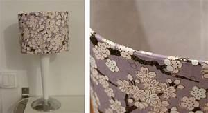 Fabriquer Un Abat Jour En Tissu : comment fabriquer un abat jour en papier great dans la ~ Zukunftsfamilie.com Idées de Décoration