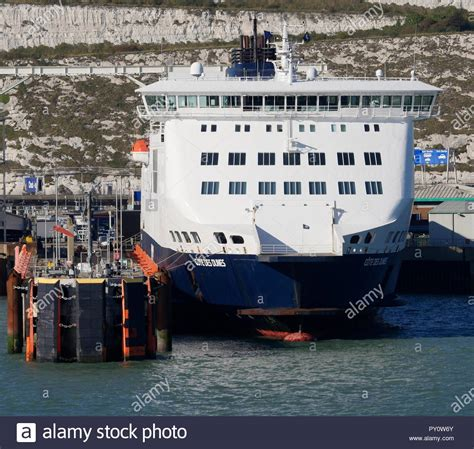 Car Ferry Loading Dover High Resolution Stock Photography ...