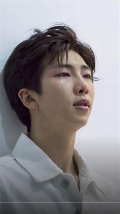 Bts Rm Tear Namjoon Kim Zedge Crying