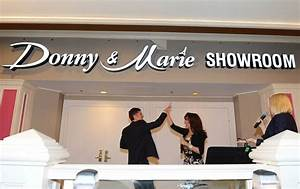 Donny And Showroom Seating Chart Photos Donny And Osmond Get A Showroom Named For