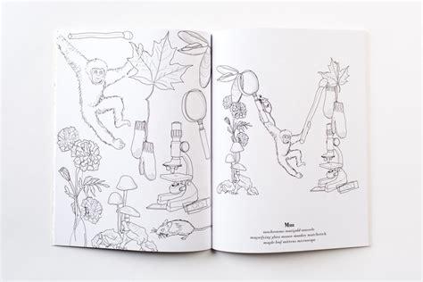 The Curious Abcs, Custom Coloring Book Printing