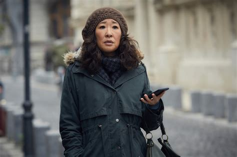 sandra oh on killing eve emmys 2018 greys anatomy alum sandra oh becomes first