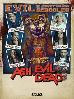 regarder ash  evil dead serie complete en