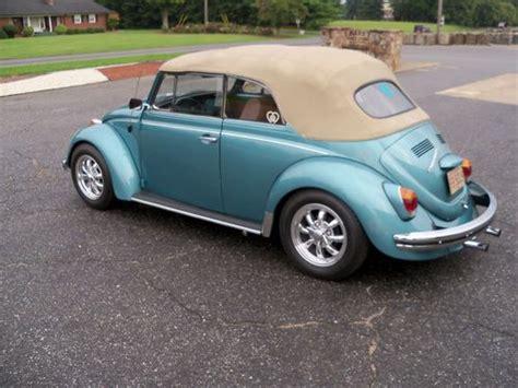 volkswagen beetle classic convertible purchase used classic 1968 convertible volkswagen beetle