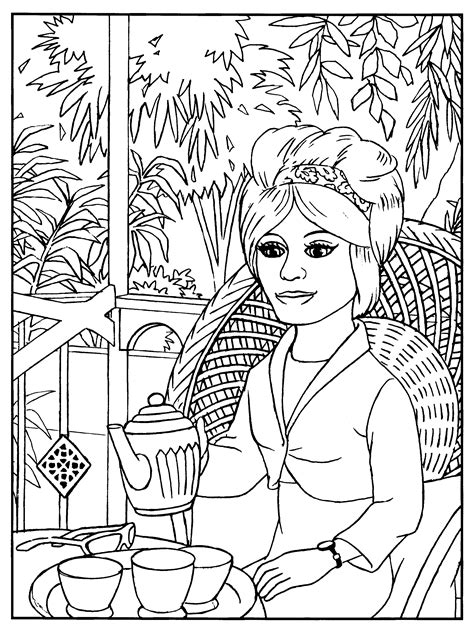 Kleurplaat Penelope by Coloring Page Thunderbirds Coloring Pages 35